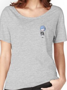 Rem Chibi Women's Relaxed Fit T-Shirt