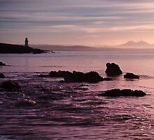 Purple Hour  by Kasia-D