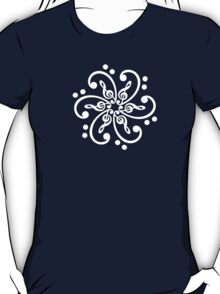 Bass & Treble Clef, Mandala, Music, Musician, Classical, Dance T-Shirt