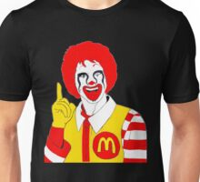 Ronald Mc Manson Unisex T-Shirt