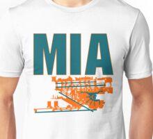 Miami Airport Unisex T-Shirt