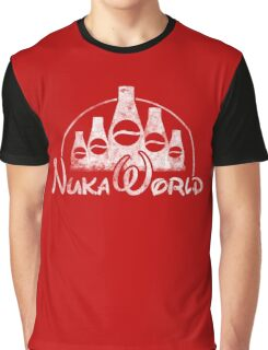 Nuka World Graphic T-Shirt