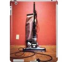 Classic Vacuum iPad Case/Skin
