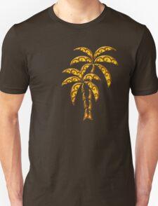 Palm Tree, Tattoo Style, Beach, Surf, Playa,  T-Shirt
