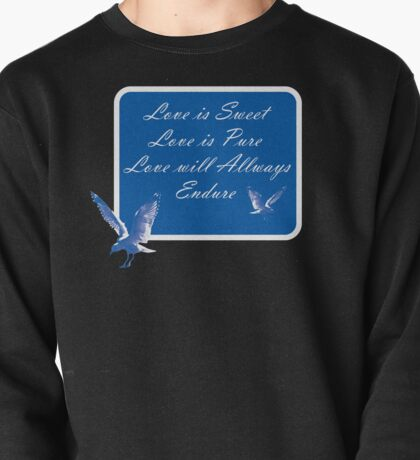LOVE is SWEET. Stickers, Gifts, and Clothing. Pullover