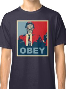 They Live - Obey Classic T-Shirt