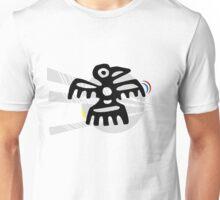 Bird Glyph 2 09042016 Unisex T-Shirt