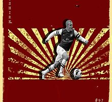 Jack Wiltshire - Arsenal by vintageglory