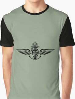 Marinejegerkommandoen - Norwegian special forces Graphic T-Shirt
