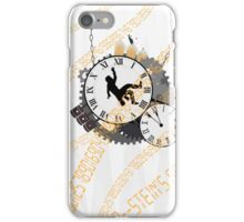 Stein's Gate - Perils of a Paradox iPhone Case/Skin