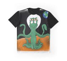 Three eyed alien Graphic T-Shirt