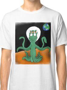 Three eyed alien Classic T-Shirt
