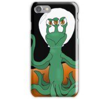 Three eyed alien iPhone Case/Skin