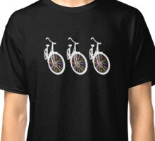 ABGT200 Amsterdam Bicycles without text Classic T-Shirt