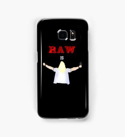 RAW is JERICHO! | Y2J Samsung Galaxy Case/Skin
