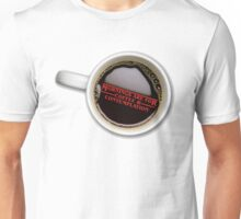 Stranger Things: Mornings are for Coffee and Contemplation (version five) Unisex T-Shirt