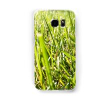 Green Grass Samsung Galaxy Case/Skin