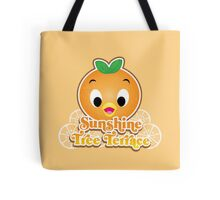 STT Orange Bird Tote Bag