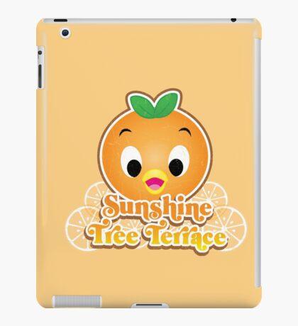 STT Orange Bird iPad Case/Skin