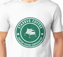 Red Dwarf: Starbug Coffee Unisex T-Shirt