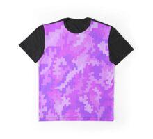 8 Bit Puzzle Graphic T-Shirt