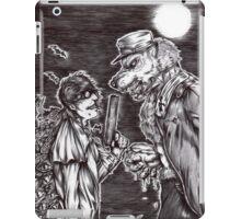 Hellsing - Alucard and the Captain iPad Case/Skin