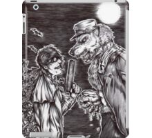Hellsing - Alucard and the Captain iPad Case/Skin