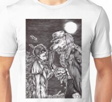 Hellsing - Alucard and the Captain Unisex T-Shirt