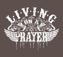 Living On A Prayer One Piece - Short Sleeve