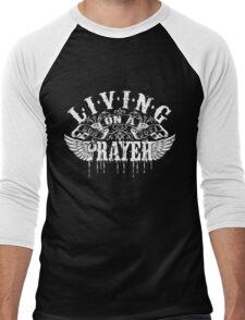 Living On A Prayer Men's Baseball ¾ T-Shirt
