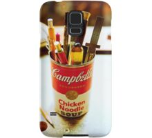 Soup Can Pencil cup Samsung Galaxy Case/Skin