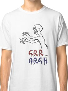 grr...argh with colour Classic T-Shirt