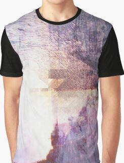 Abstract Lake Graphic T-Shirt