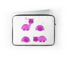 Purple Dino for Little Kids - nice Gift Laptop Sleeve