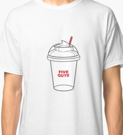 Five Guys Classic T-Shirt