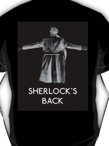 Sherlock's Back T-Shirt