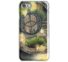 Once Upon A Full Moon iPhone Case/Skin