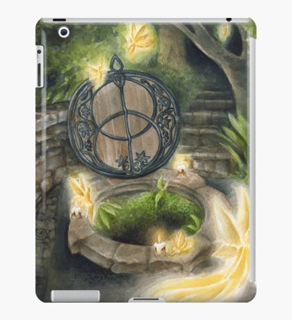 Once Upon A Full Moon iPad Case/Skin