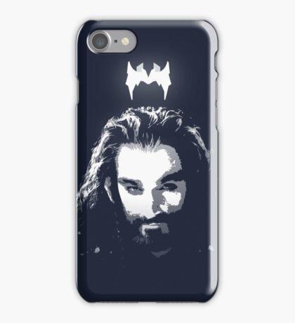 King Under the Mountain - Team Thorin iPhone Case/Skin