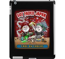 GOT FADED JAPAN PODCAST iPad Case/Skin