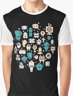 Robots. Graphic T-Shirt