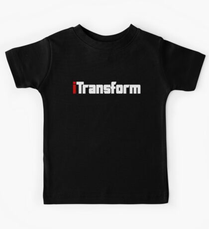 iTransform Kids Tee
