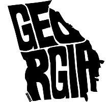 Georgia Photographic Print
