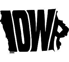 Iowa Photographic Print