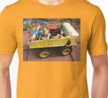 Truck Full Of Men Unisex T-Shirt