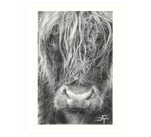 Edinburgh Fringe Art Print