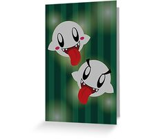 Boo Boos Greeting Card