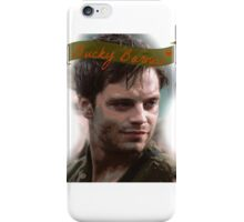 Bucky Barnes iPhone Case/Skin