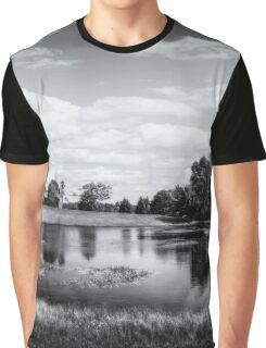 Peaceful Place in Milbridge, Maine Graphic T-Shirt