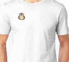 owl paint small print Unisex T-Shirt